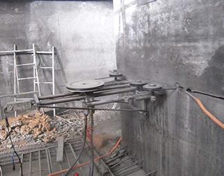 重庆防撞墙切割