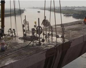 重庆桥墩切割
