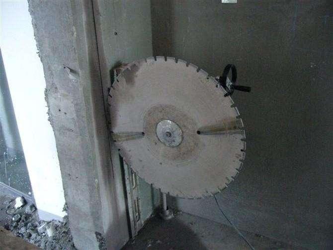 重庆墙体切割施工
