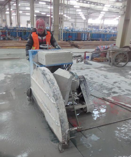 如何确保混凝土切割的安全施工